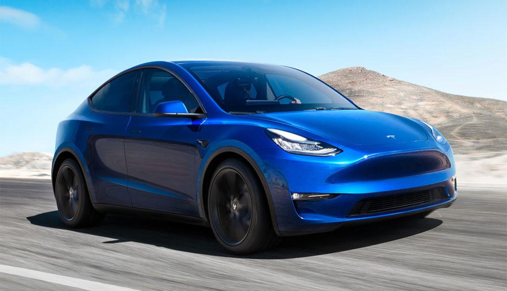 Tesla Model Y Bilder-3