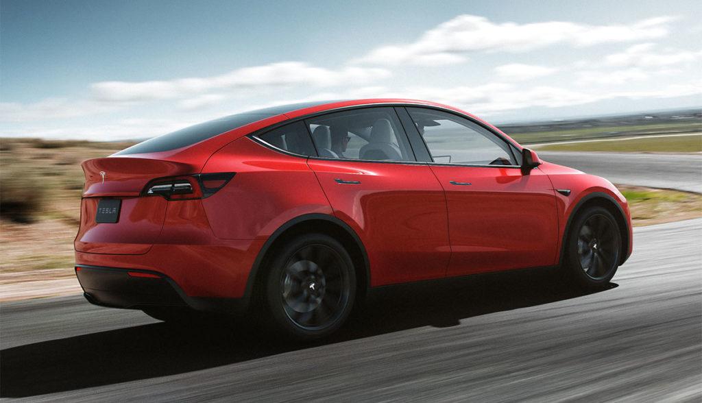 Tesla Model Y Bilder-4