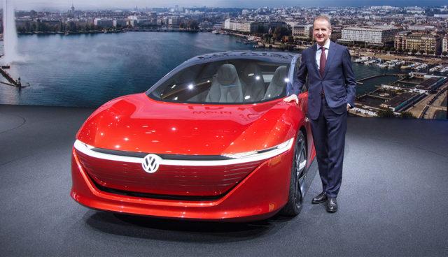 VW-Diess-Tesla