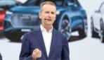 Diess schwört Volkswagen-Mitarbeiter auf E-Mobilität ein
