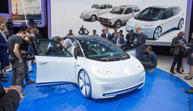 VW-Elektroauto-Preise
