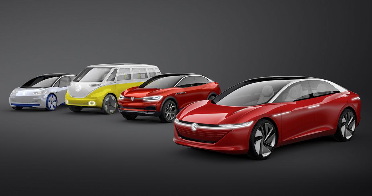 VW-Elektroauto-Ziele