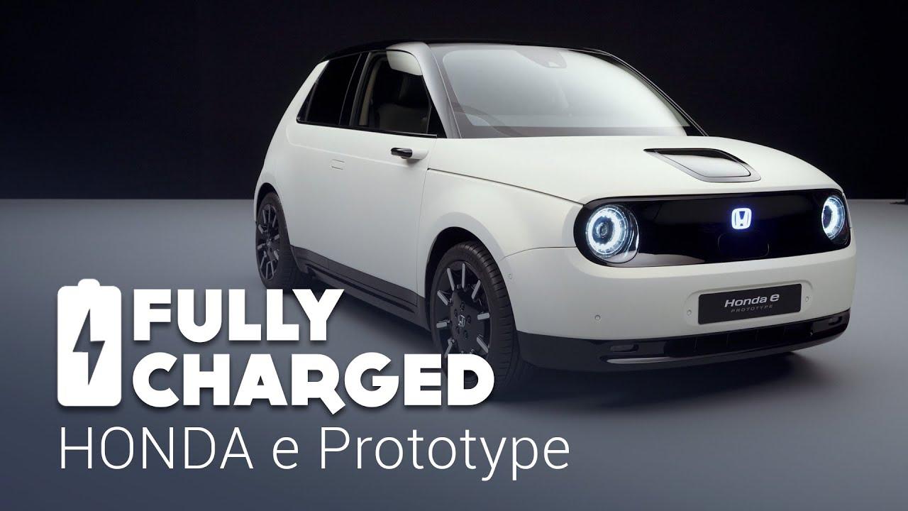 """Honda Urban Ev >> Honda-Elektroauto e Prototype zu """"95 Prozent"""" serienreif ..."""
