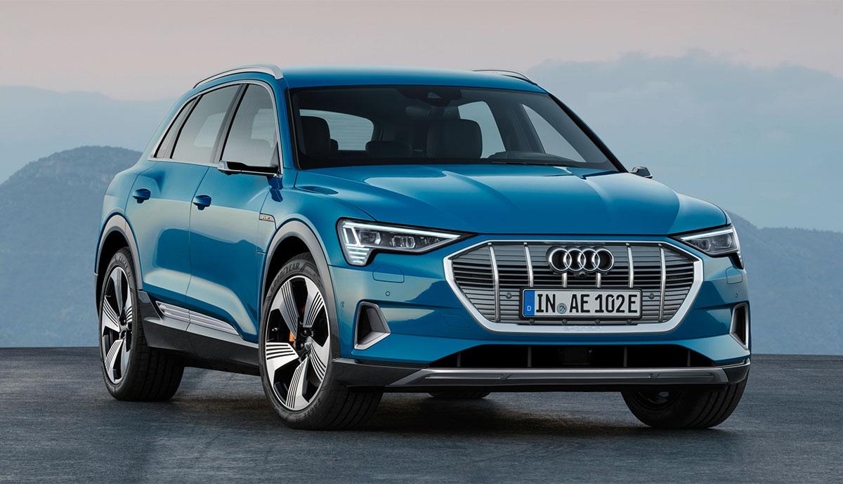 Audi-e-tron-Verkaufszahlen