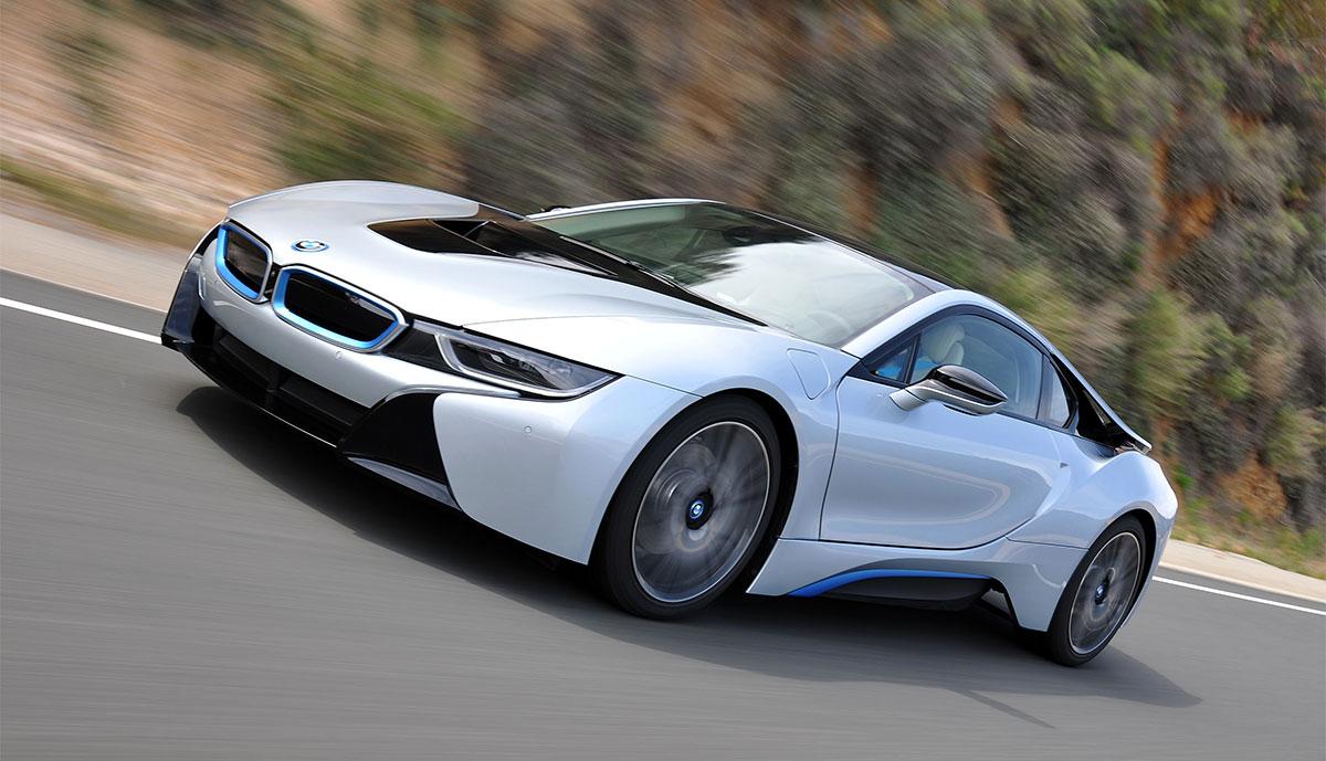BMW-i8-Brand
