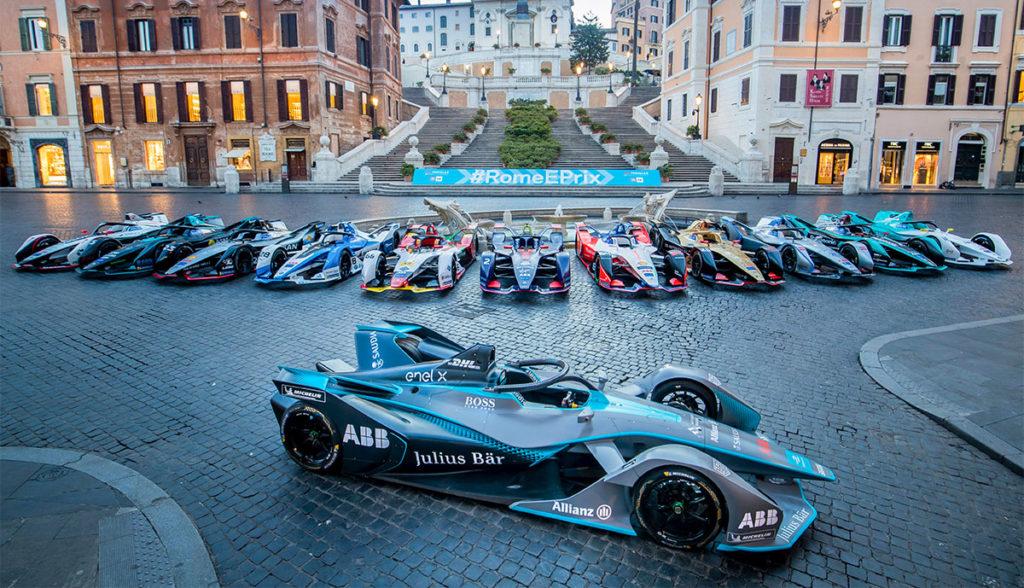 Bernie Ecclestone: Formel E hat heute das größere Potential