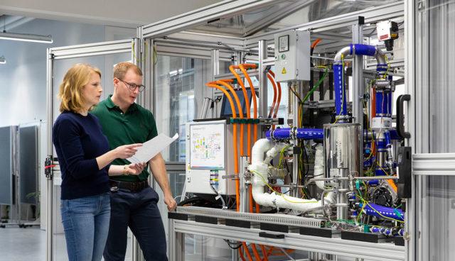 Bosch-Brennstoffzelle