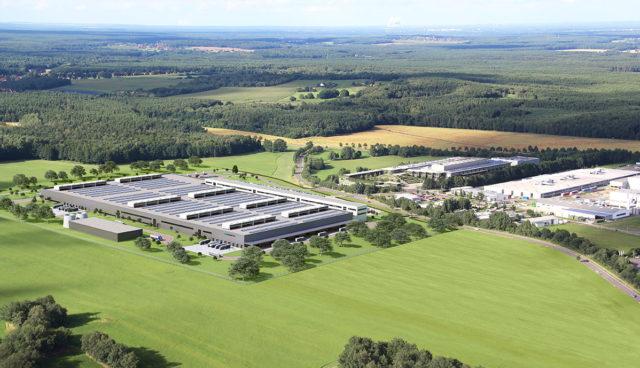 Daimler-Batteriezellfabrik