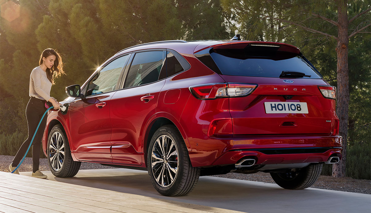 Ford Kuga Plug-in-Hybrid kommt Anfang 2020 - ecomento.de