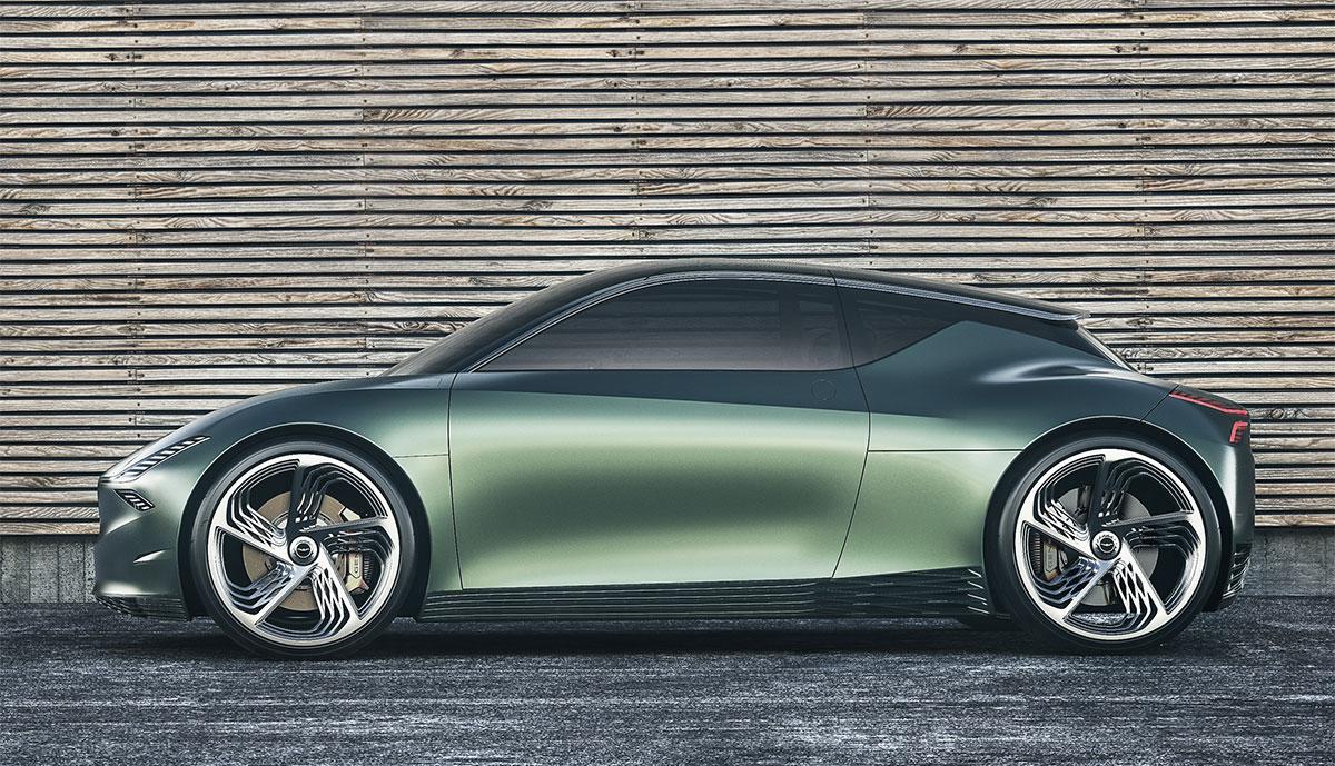 """Genesis """"Mint Concept"""": Hyundai-Tochter designt Elektroauto-Flitzer für die Stadt"""