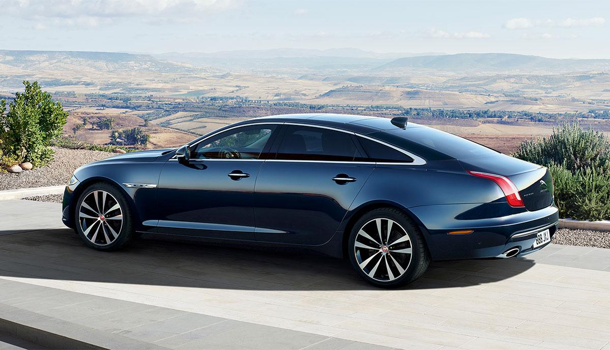 2020 Jaguar XJ Picture