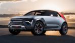 """""""HabaNiro"""": Kia gibt Ausblick auf möglichen Elektroauto-Crossover"""