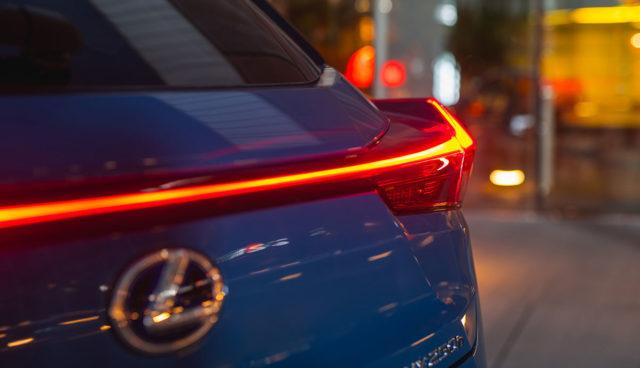 Lexus-Elektroauto