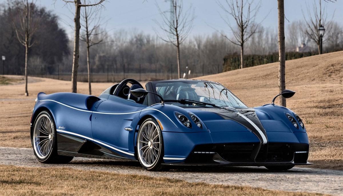 Pagani plant Elektroauto-Supersportwagen für 2024