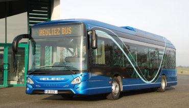 Paris-Elektrobusse