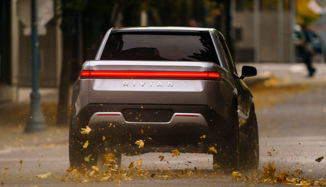 Rivian-Ford
