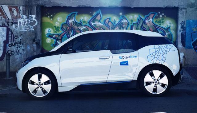 ShareNow-Elektroauto