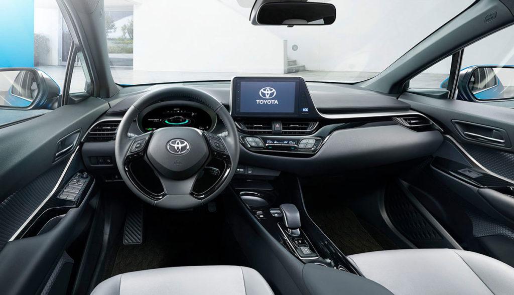 Toyota c hr 2020