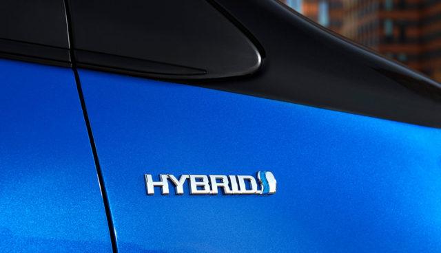 Toyota-Hybrid