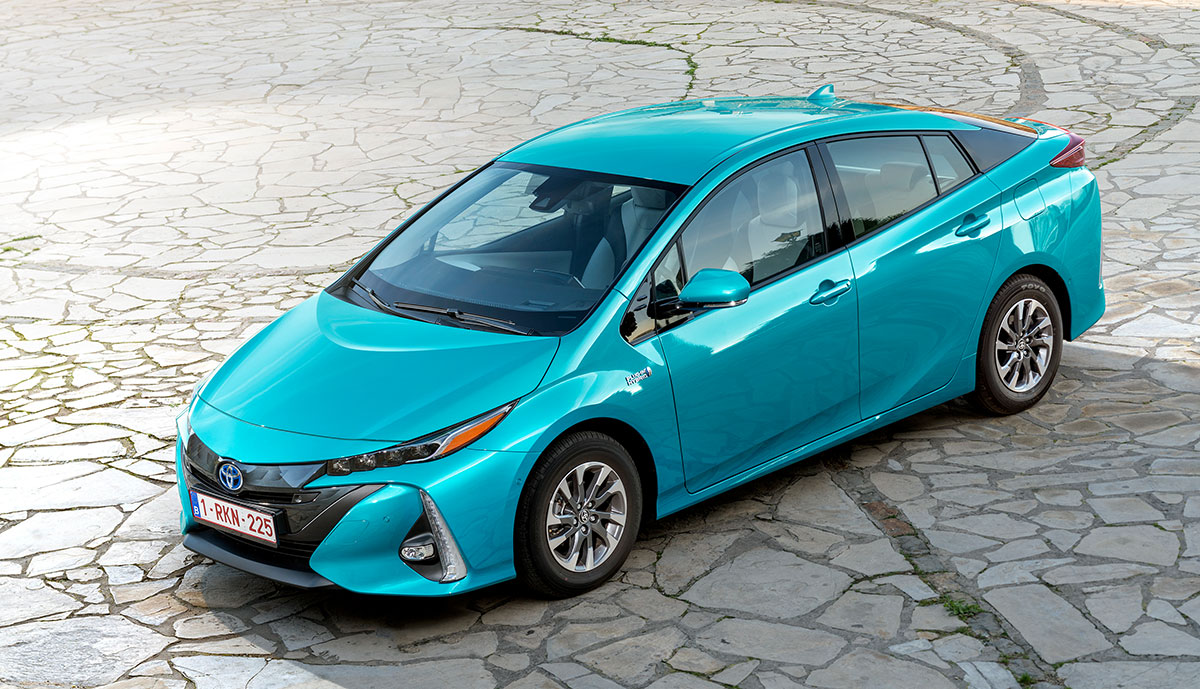 Toyota-Hybrid-Patente