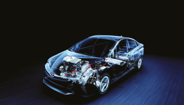 Toyota-Hybridpatente