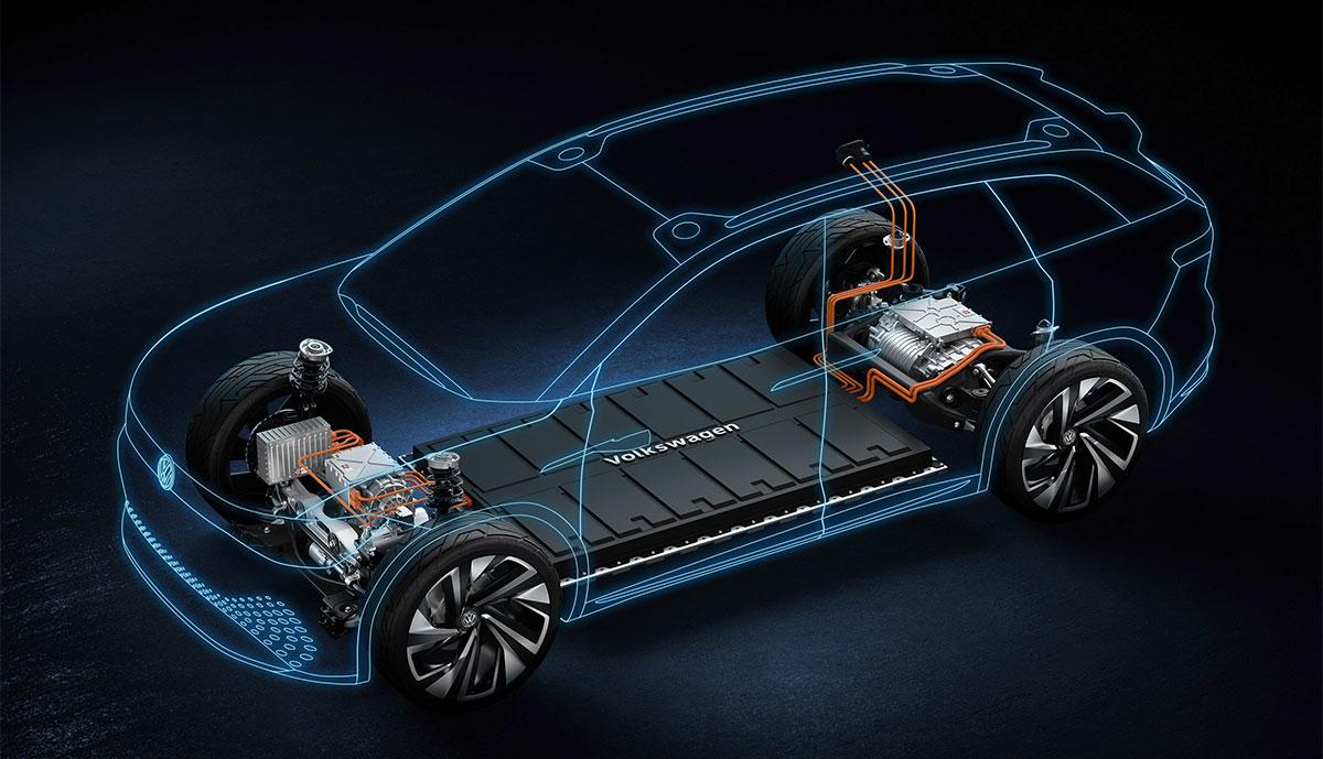 VW-Elektroauto-Batterie-Lithium