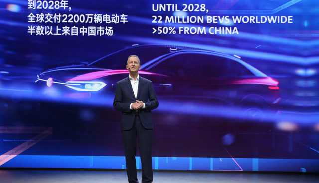 VW-Elektroauto-China