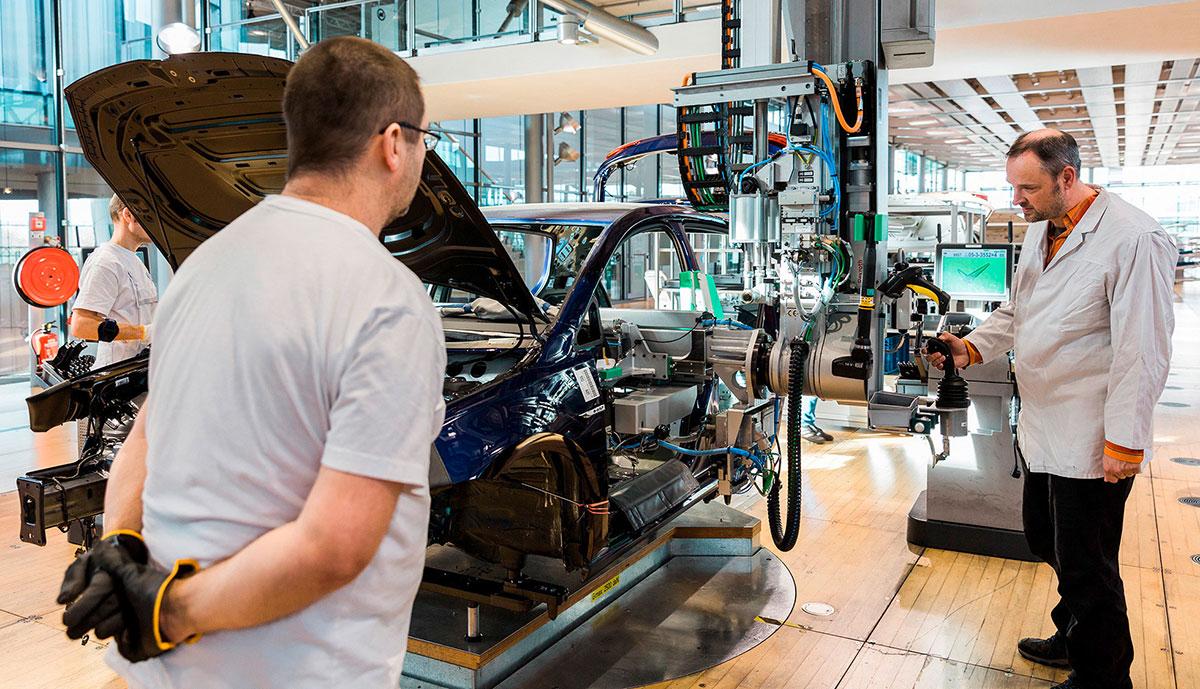 VW-Jobs-Elektroauto