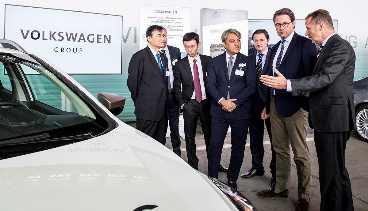 """Verkehrsminister Scheuer: """"Mir ist ein Blick auf Elektromobilität zu eng"""""""