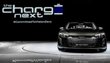 Audi-Elektroauto