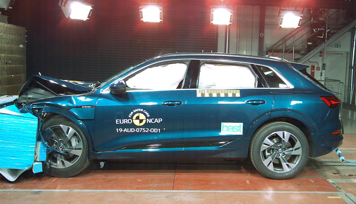 Audi-e-tron-EuroNCAP