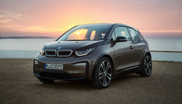 BMW-Elektroauto-i3