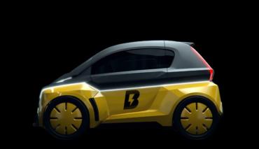 Bolt-Nano-Elektroauto