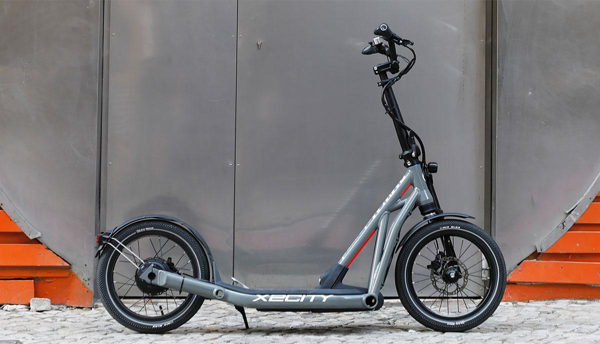 E-Tretroller-BMW
