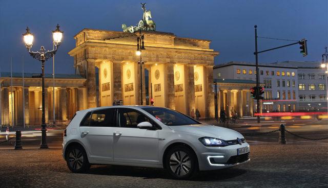 Elektroauto-Fuhrpark-Bundesregierung