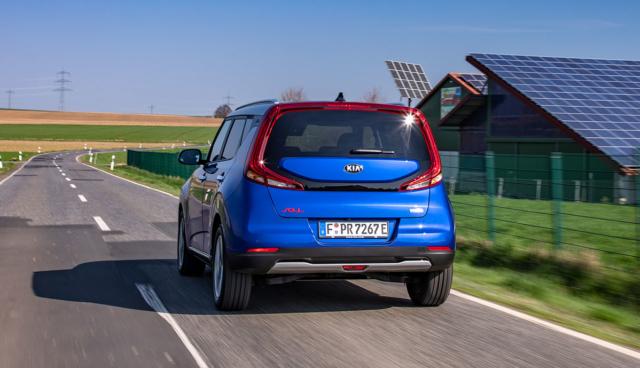 Elektroauto-Umweltfreundlichkeit