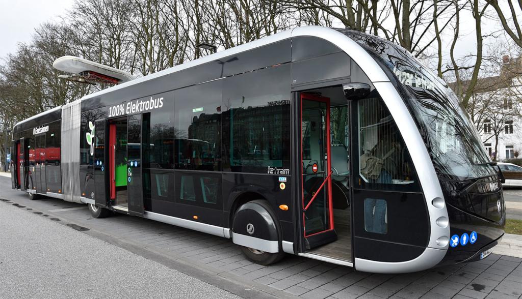 Hochbahn: Deutschen Busherstellern fehlt die Entschlossenheit bei emissionsfreier Mobilität