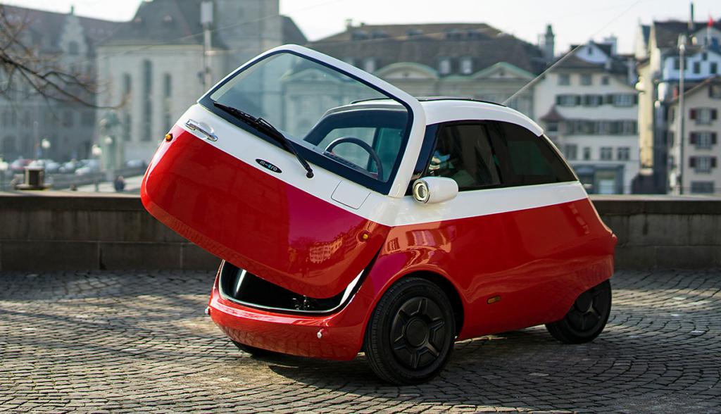 Kleinst Elektroauto Quot Karolino Quot Tritt Gegen Quot Microlino Quot An