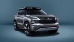 e-Yi Concept: Mitsubishi gibt Ausblick auf Plug-in-Hybrid-SUV