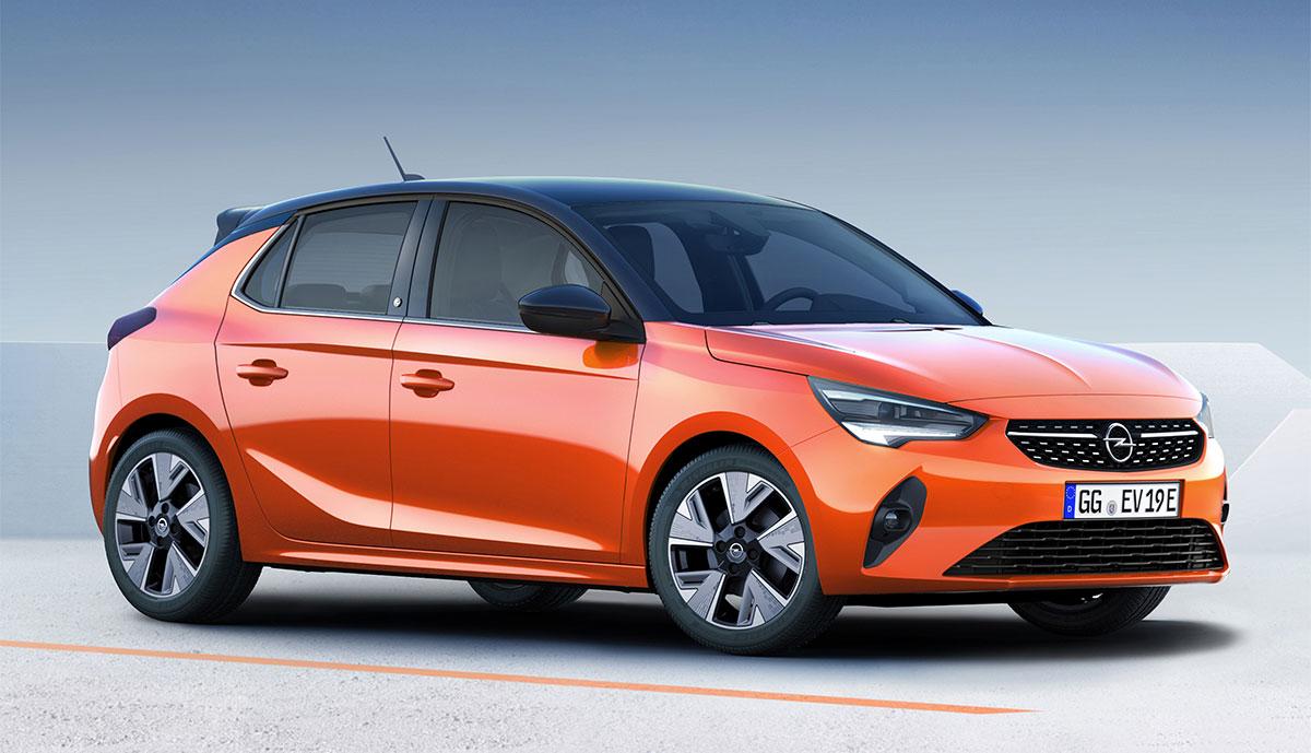 """""""Corsa-e"""": Opel zeigt neuen Elektro-Kleinwagen"""