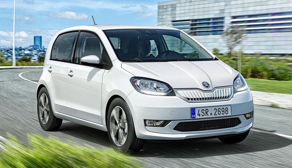 """Škoda CITIGOe iV soll """"unter 20.000 Euro"""" kosten"""