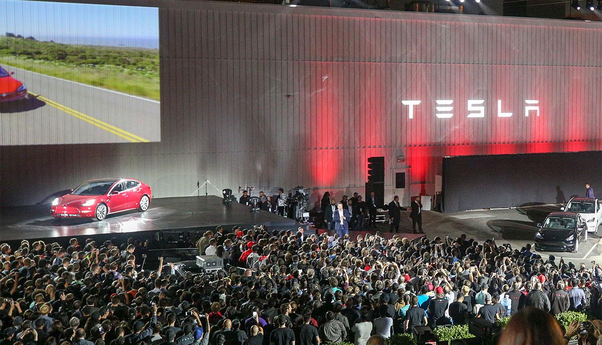Tesla-Markenloyalität