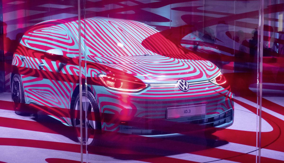 Volkswagen – pre-order ID