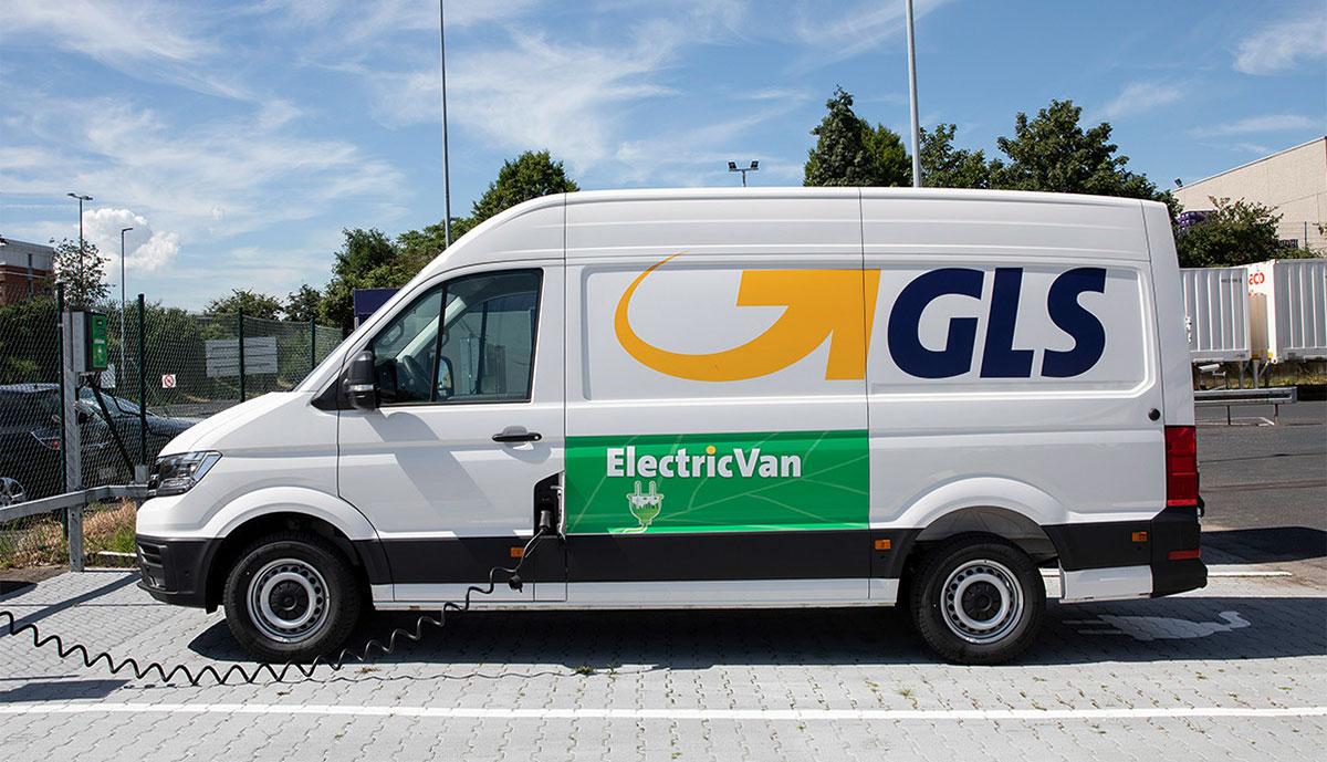 GLS-Elektro-Transporter