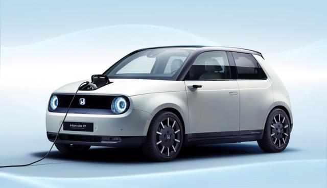 Honda-e-Elektroauto-Technik