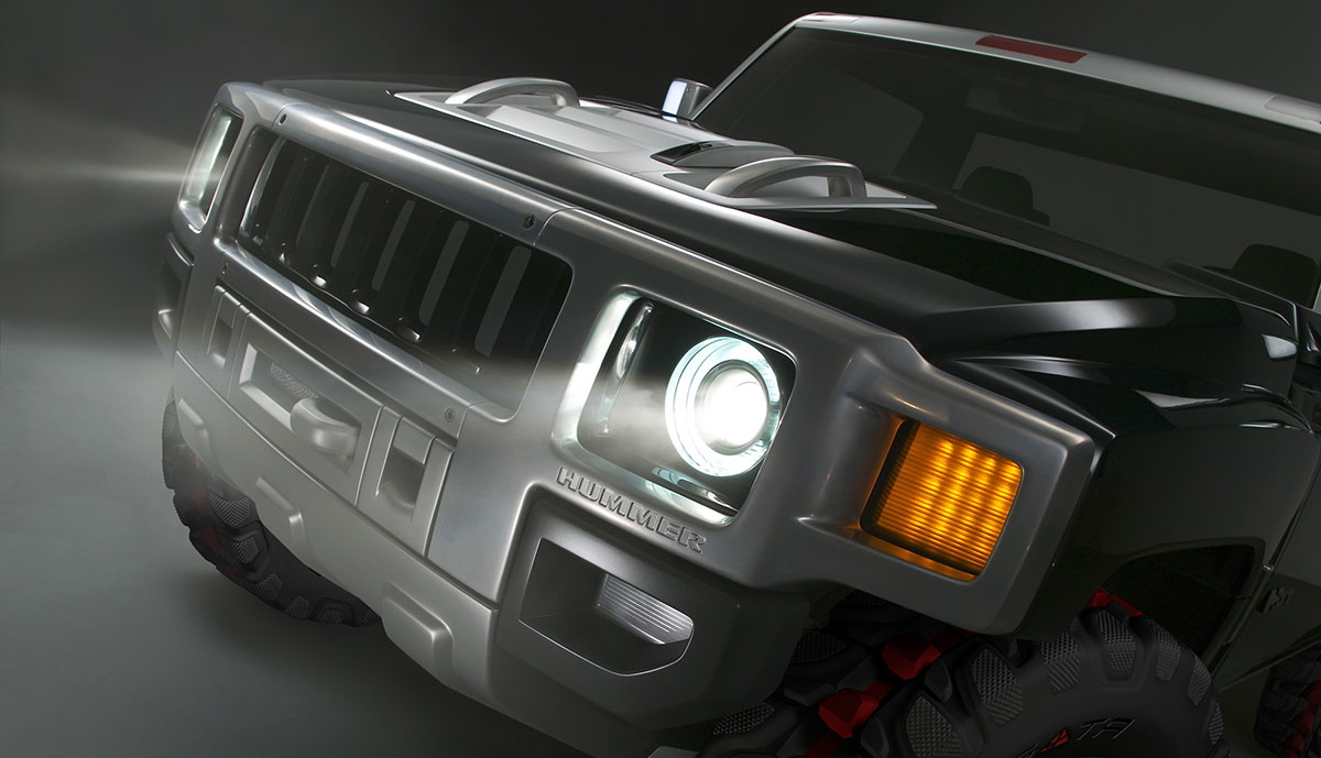 Hummer-Elektroauto