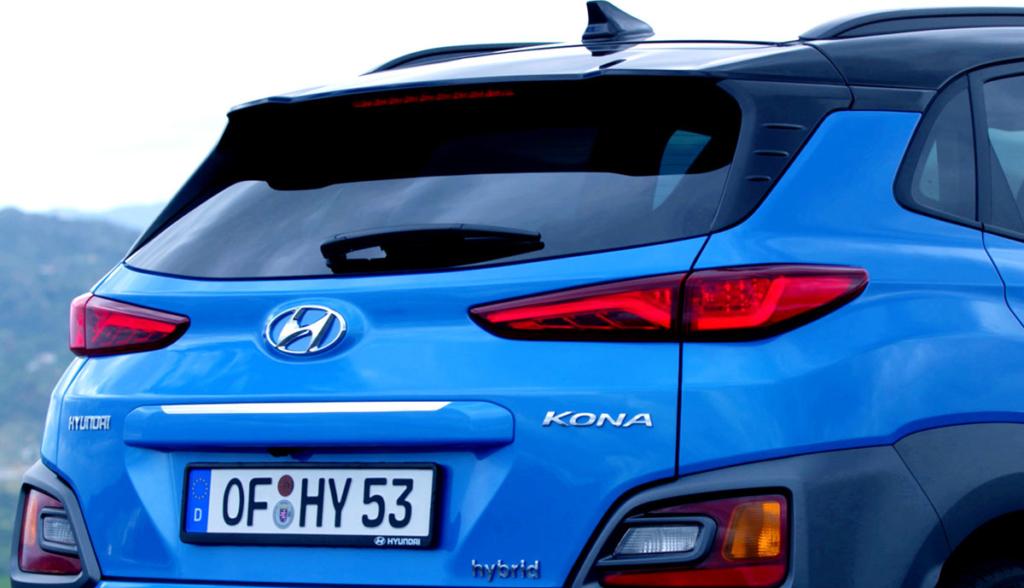 Hyundai Kona Hybrid 2019-7