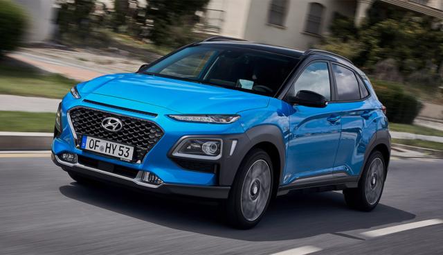 Hyundai Kona Hybrid 2019-8