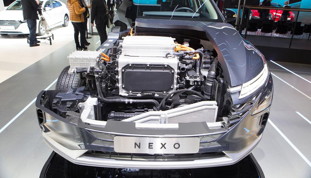 Hyundai will Technik für Wasserstoff-Elektroautos an Wettbewerber verkaufen
