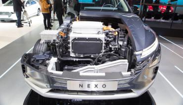 Hyundai-Nexo-Technik